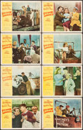 "Movie Posters:Comedy, Jalopy (Allied Artists, 1953). Lobby Card Set of 8 (11"" X 14"").Comedy.. ... (Total: 8 Items)"