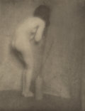 Photographs, Edward Steichen (American, 1879-1973). The Little Model from Camera Work Vol. 14, 1906. Photogravure. 8-1/4 x 6-1/4 ...