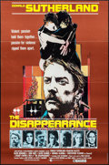 "Movie Posters:Thriller, The Disappearance & Others Lot (World Northal, 1981). FirstRelease US One Sheet & One Sheets (9) (27"" X 41"")."