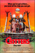 "Movie Posters:Science Fiction, Critters & Others Lot (New Line, 1986). One Sheets (10) (27"" X41"" & 28"" X 41"") Ken Barr Artwork. Science Fiction.. ...(Total: 10 Items)"