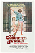 "Movie Posters:Bad Girl, The Concrete Jungle (Pentagon, 1982). One Sheets (10) Identical(27"" X 41""). Bad Girl.. ... (Total: 10 Items)"