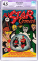 All Star Comics #8 (DC, 1942) CGC Apparent VG+ 4.5 Slight (C-1) Cream to off-white pages