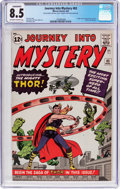 Silver Age (1956-1969):Superhero, Journey Into Mystery #83 (Marvel, 1962) CGC Conserved VF+ ...