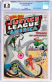 The Brave and the Bold #28 Justice League of America (DC, 1960) CGC Conserved VF 8.0 Off-white to white pages
