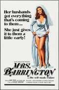 """Movie Posters:Adult, Mrs. Barrington & Others Lot (Monarch, 1974). One Sheets (20)(27"""" X 41"""" & 29.5"""" X 45""""). Adult.. ... (Total: 20 Ite..."""