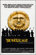 """Movie Posters:Horror, The Wicker Man (Warner Brothers, R-1979). One Sheets (10) Identical(27"""" X 41""""). Horror.. ... (Total: 10 Items)"""