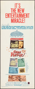 "Movie Posters:Animation, Gay Purr-ee (Warner Brothers, 1962). Insert (14"" X 36"").Animation.. ..."