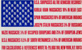 Music Memorabilia:Posters, Beatles - U.S.A. Surpasses All the Genocide Records! by George Maciunas (Lennon-Ono Gallery, 1970s)....