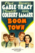 """Movie Posters:Drama, Boom Town (MGM, 1940). One Sheet (27"""" X 41"""") Style C.. ..."""