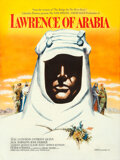 "Movie Posters:Academy Award Winners, Lawrence of Arabia (Columbia, 1962). Full-Bleed Roadshow Double-Sided Poster (30"" X 40"").. ..."