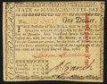 Colonial Notes:Massachusetts, Signed by Loammi Baldwin Massachusetts May 5, 1780 $1 InternalSlash Cancel New.. ...