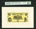 Canadian Currency, Toronto, ON- Bank of Toronto $5 Jan. 2, 1935 Ch. # 715-24-02P Faceand Back Proofs.. ... (Total: 2 notes)