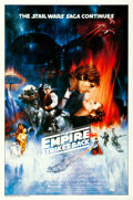 "Movie Posters:Science Fiction, The Empire Strikes Back (20th Century Fox, 1980). One Sheet (27"" X 41"") Original Roger Kastel Concept Poster.. ..."