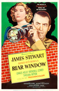 """Movie Posters:Hitchcock, Rear Window (Paramount, 1954). Poster (40"""" X 60"""") Style Y.. ..."""