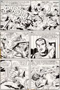Original Comic Art:Panel Pages, Jack Kirby and Mike Royer The Demon #4 Page 16 Original Art(DC, 1972)....