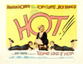 "Movie Posters:Comedy, Some Like It Hot (United Artists, 1959). Half Sheet (22"" X 28"")Style A.. ..."