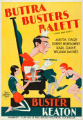Movie Posters:Comedy, Free and Easy (MGM, 1930). Swedish One Sheet (27.5...