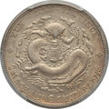 China:Yunnan, China: Yunnan. Kuang-hsü 50 Cents ND (1908) UNC Details (Cleaned)PCGS,...