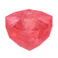 Gems:Faceted, Gemstone: Rhodochrosite - 8.28 Cts.. Sweet Home Mine.Mount Bross, Alma District, Park Co.. Colorado, USA....