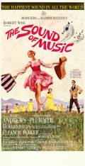 "Movie Posters:Academy Award Winners, The Sound of Music (20th Century Fox, 1965). Three Sheet (41.25"" X80.75"") Todd-AO Style, Howard Terpning Artwork.. ..."