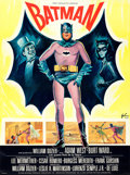 "Movie Posters:Action, Batman (20th Century Fox, 1966). Full-Bleed French Grande (45.5"" X61"") Boris Grinsson Artwork.. ..."
