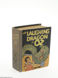 Golden Age (1938-1955):Miscellaneous, Big Little Book #1126 The Laughing Dragon of Oz (Whitman, 1934) Condition: FN. The infamous Laughing Dragon of Oz, writt...