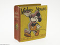 Platinum Age (1897-1937):Miscellaneous, Big Little Book #717 Mickey Mouse (Whitman, 1933) Condition: VG.The first Big Little Book titles were designed with hardboa...