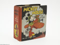"Platinum Age (1897-1937):Miscellaneous, Big Little Book #731 Mickey Mouse The Mail Pilot (Whitman, 1933)Condition: VF/NM. A fantastic, non-faded, sharp book. ""Ya'v..."