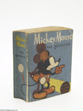 Platinum Age (1897-1937):Miscellaneous, Big Little Book #1139 Mickey Mouse the Detective (Whitman, 1934) Condition: VG/FN. This scarce premium softcover contains 30...