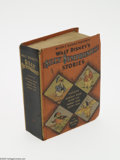 Platinum Age (1897-1937):Miscellaneous, Big Little Book #1111 Mickey Mouse Presents Walt Disney's SillySymphonies Stories (Whitman, 1936) Condition: Apparent VF. D...