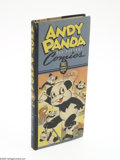 Golden Age (1938-1955):Cartoon Character, Big Little Book #531 Andy Panda (Whitman, 1943) Condition: NM. Fromthe famous Walter Lantz animated movie cartoons, this ...