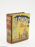Golden Age (1938-1955):Cartoon Character, Big Little Book #1415 Blondie and Baby Dumpling (Whitman, 1937)Condition: FN+. This is Blondie's first Big Little Book, fea...