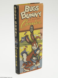 Big Little Book #530 Bugs Bunny (Whitman, 1943) Condition: VF/NM. An All Pictures Comics featuring Bugs Bunny. The cover...