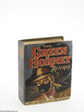 Golden Age (1938-1955):Crime, Big Little Book #1496 The Green Hornet Returns (Whitman, 1941) Condition: VF. Nice condition. Hardcover, 432 pages with flip...