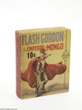 Golden Age (1938-1955):Science Fiction, Fast-Action Story #nn Flash Gordon Vs. the Emperor of Mongo (Dell,1936) Condition: FN/VF. Since its inception, Alex Raymond...