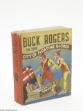 Golden Age (1938-1955):Science Fiction, Big Little Book nn Buck Rogers in The City of Floating Globes(Whitman, 1935) Condition: VF/NM....