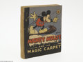 """Memorabilia:Miscellaneous, Mickey Mouse and the Magic Carpet Giveaway (Kay Kamen Inc., 1935) Condition: FN. Softcover; 148 pages. Measures 3.5"""" x 4"""". F..."""