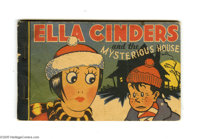 Ella Cinders and the Mysterious House - Korlix Premium (Whitman, 1934) Condition: VG. Here is a charming Ella Cinders gi...