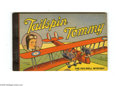 Memorabilia:Comic-Related, Tailspin Tommy the Pay-Roll Mystery - Korlix Premium (Whitman, 1934) Condition: NM. A beautiful copy of a Korlix giveaway fe...