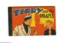 Terry and the Pirates - Korlix Premium (Whitman, 1935) Condition: NM. Korlix giveaway featuring Terry and the Pirates. N...