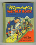 Memorabilia:Miscellaneous, The Wizard of Oz Waddle Book (Blue Ribbon Books, 1934). This 1934 Blue Ribbon publication reprints L. Frank Baum's beloved c...