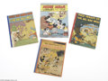 Memorabilia:Miscellaneous, Mickey Mouse Library and Toy (David McKay Company, 1931). Cataloging the Larry Jacobs collection produced a number of eye-op...