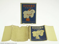 Dumbo of the Circus (D. C. Heath & Company, 1948). The most difficult to find of the Heath series, the winning bidde...
