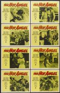 """The Hot Angel (Paramount, 1958). Lobby Card Set of 8 (11"""" X 14""""). Drama.... (Total: 8 Items)"""