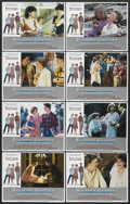 """Movie Posters:Comedy, Sixteen Candles (Universal, 1984). Lobby Card Set of 8 (11"""" X 14""""). Comedy.... (Total: 8 Items)"""