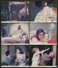 "Movie Posters:Cult Classic, Valley of the Dolls (20th Century Fox, 1967). Lobby Cards (6) (11""X 14""). Cult Classic.... (Total: 6 Items)"
