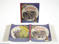 Dumbo of the Circus with Dust Jacket (Garden City Publishing Company, 1941). Often overlooked by collectors are the smal...