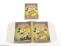 Adventures of Mickey Mouse Book #2 with Dust Jacket (David McKay, 1932) Condition: NM. A beautiful copy of an early Disn...