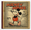 Memorabilia:Miscellaneous, Mickey Mouse Book No. 2 (David McKay Company, 1932). Very similar in format to the popular Cupples and Leon books of an earl...