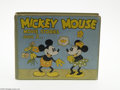 Memorabilia:Miscellaneous, Mickey Mouse Movie Stories Book 2 (David McKay Company, 1934). Generally considered to be more difficult to obtain than the ...